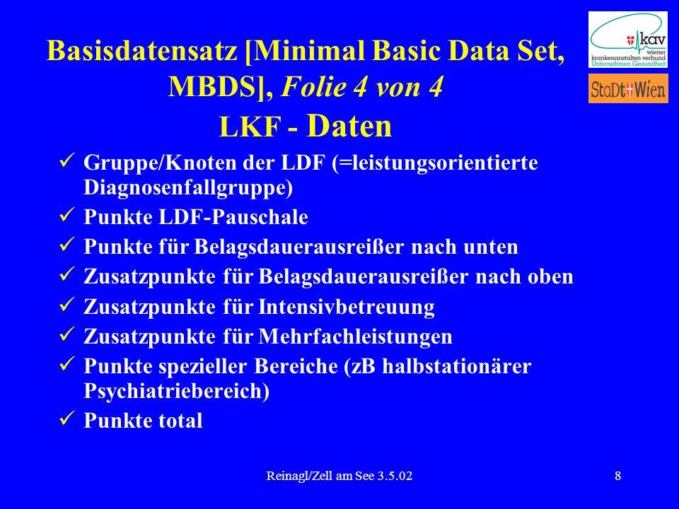 Basisdatensatz [Minimal Basic Data Set, MBDS], Folie 4 von 4 LKF - Daten